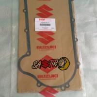 gasket clutch cover packing paking bak cvt suzuki nex lets adress ori