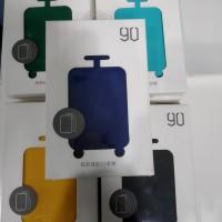 Name Tag / Gantungan Tas/Koper Silicone 90Fun Luggage Tag
