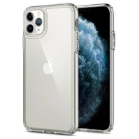iPhone 12 Pro Max Ultra Hybrid Clear Sg Spigen Armor Cover/Case/Casing