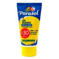 Parasol UV Guard Moisturizing Sunscreen Lotion SPF 30 PA++ - 50g