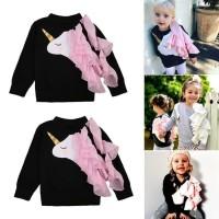Sweater/Baju Anak Tangan Panjang/Baju Hangat Bayi/Baju Bayi Unicorn