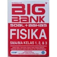 Big Bank Soal Fisika SMA/MA Kelas 1, 2, & 3