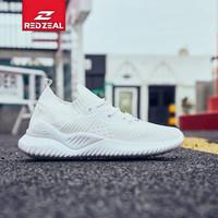 Redzeal Sepatu Wanita Fly Knit NMD R1 Sneakers Import PREMIUM