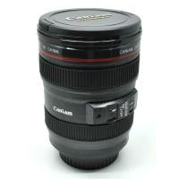 Gelas Minum Bentuk Lensa Kamera EF 24-105mm - 400ml mug unik cangkir
