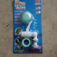 Pelampung Toilet Mini 1/2 / Keran Air otomatis / keran air bak mandi
