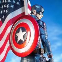 SHF Figuarts Marvel Avengers Endgame Captain America End Game Figure