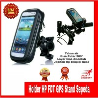 Phone Holder Automatic Grip 360º Universal Holder untuk Sepeda Motor