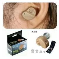 Alat bantu dengar dalam telinga (ITE) AXON K-80 - Hearing Aid Murah