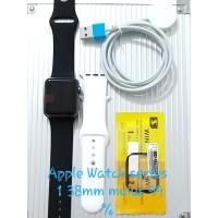 Apple I watch series 1 38mm second mulus 99% spt baru.....