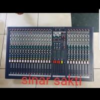MIXER AUDIO SOUNDCRAFT LX7ii 24 CHANNEL LX7II 24CH