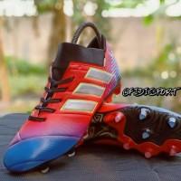 Sepatu Bola Adidas Mesi Boots Size 39-43 Import Made In Vietnam