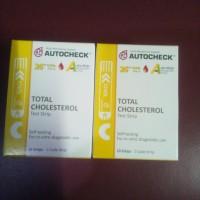 Strip Autochek Cholesterol