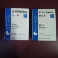 strip autochek gula darah autocheck