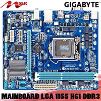 Mainboard 1155 H61 DDR3 Asus/Gigabyte