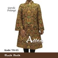 Baju Batik Wanita, Tunik Batik, Dress Batik, Atasan Batik Wanita 03
