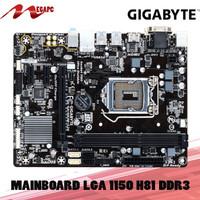 Motherboard LGA 1150 H81 gigabyte Ddr3