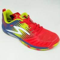 Sepatu olahraga specs quicker emperor red ororiginal ne STB7