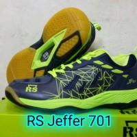 Sepatu Badminton Rs Jeffer 701 - RS JF 701 Original STB7