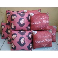 bantal foto custom 30x30