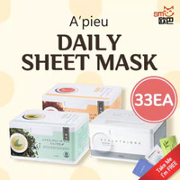 PRE-ORDER KOREA APIEU Daily Sheet Mask