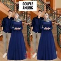 XC - CP Anubis / Baju Pasangan Muslim / Baju Couple Arisan / Baju Coup