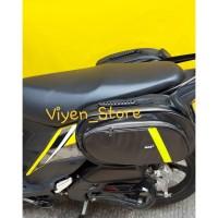 Tas Motor Side Bag Oval Samping Motor Sidebag Multifungsi Waterproof
