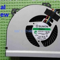 New Laptop CPU Cooling Cooler Fan For Dell Latitude E6530 By SUNON MF6