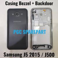 Casing Backdoor Samsung Galaxy J5 2015 J500 Backcase Tutup Belakang