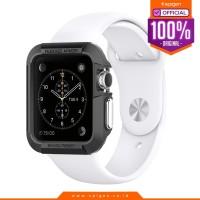 Spigen Rugged Armor Case for Apple Watch 42mm - Black