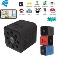 Spy Cam Kamera Pengintai SQ23 Mini Dv Wifi Action Camera Night Vision