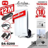 Antena TV Digital & Analog Outdoor Indoor PX HDA-5200