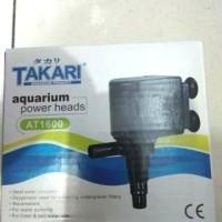 pompa filter takari AT 1600 untuk aquarium uk 60-80cm