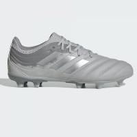 sepatu bola adidas copa 20.3 fg silver gray original
