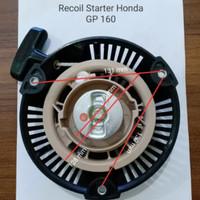 Recoil Starter Engine Honda Gp 160