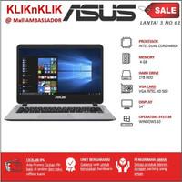 ASUS VivoBook A407MA-BV001T Gray - 35790