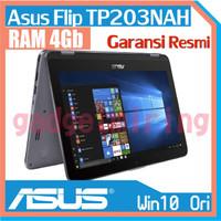 ASUS Laptop VivoBook Flip 12 TP203NAH-BP097T Intel N3350 4GB 1TB