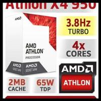 Sale Amd Bristol Ridge Athlon X4 950 Up To 3.8Ghz - Socket Am4 Limite