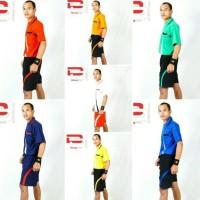 Baju Wasit Sepak Bola dan Futsal (Baju dan Celana) Maestro