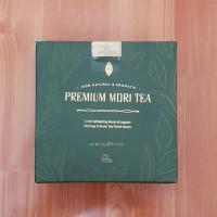 Teh Celup Daun Kelor Organik Premium Moritea isi 25 bag