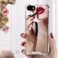 Anti Crack Case Mirror Iphone 7 Plus X Xs Max ip11 ip11Pro ip11pro max