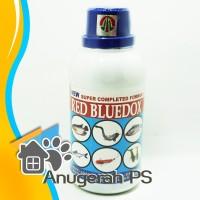 Red Bluedox 250 ml -- Obat Ikan Anti Jamur, Parasit, Bakteri