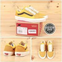 sepatu vans old skool lx gold black original premium import BNIB