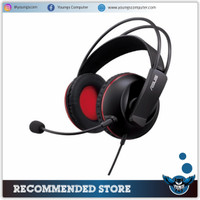 Headset Gaming Asus CERBERUS 60mm Neodymium