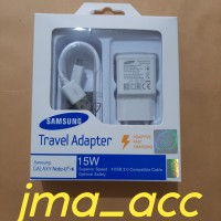 CHARGER SAMSUNG ORI 100% NOTE 4/S6/S4/J7 PRIME/FAST CHARGING