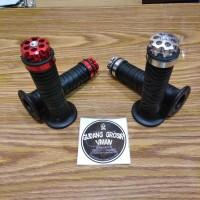 HandGrip / Handfat Grip Motor Sharky Cincin+Bandul Karet Lembut Empuk