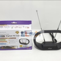 PX antenna indoor TV digital DA-1301NP / antena antene TV digital 1301