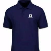 tshirt kaos polo shirt unisex kaos kerah Consina