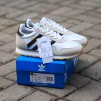 Sepatu Adidas Original Haven White List Black