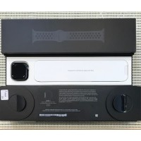 Apple WATCH Series 4 Second NIKE / Bekas / 40mm Anthracite Black