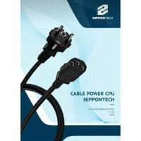 KABEL POWER CPU 1,5 METER NIPPON TECH
